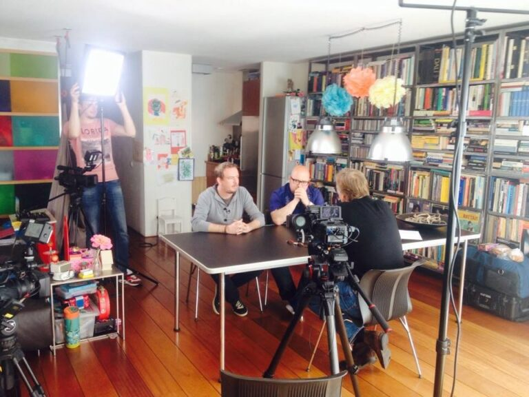 Interview for 2DOC 2